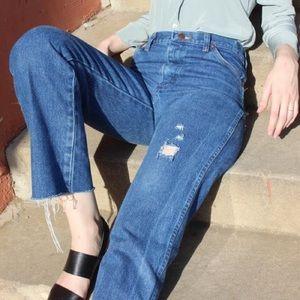 Vintage Wrangler High Rise Jeans